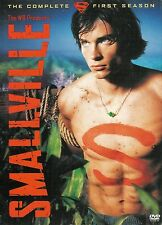 Smallville ~ The Complete First Season ~ New Factory Sealed 6-Disc DVD Box Set