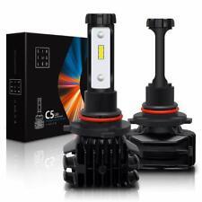 SiriusLED 2x C5 Series 9005 Bright LED Headlight Low High Beam Bulbs 3000LM 30W