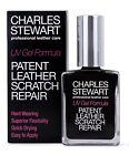 Charles Stewart Patent Leather Shoe Repair & Restore. Quick, Easy, Tough. Black