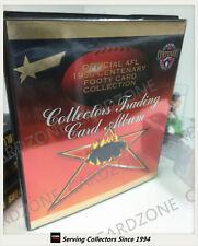 AFL TRADING CARD OFFICIAL ALBUM--1996 SELECT AFL CENTENARY CARD ALBUM-RARE