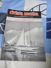 RIVISTA NAUTICA FONDATA NEL 1892 N.2 FEBBRAIO 1940 GRANDE CONCORSO FOTOGRAFICO