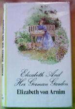 Arnim, (Von) M. A: Elizabeth and Her German Garden:  (Large Print)