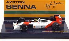 1:43 Minichamps McLaren Honda MP4/4 World Champion Senna 1988