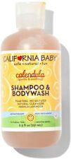 California Baby Calendula Shampoo and Body Wash 8.5 oz