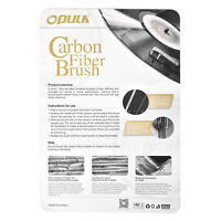 Professional Anti-Static Vinyl Record Velvet Cleaning Cleaner Pad Brush #LAC
