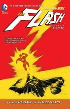 The Flash Vol. 4: Reverse (the New 52) (Paperback or Softback)