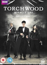 Torchwood - Miracle Day (DVD, 2011, 4-Disc Set) - Brand New & Sealed
