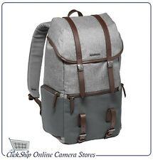 Manfrotto Windsor Style Camera & Laptop Backpack Bag -
