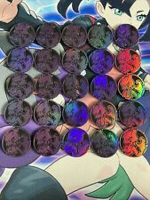 More details for pokemon tcg official flipping coin bundle 25 mewtwo coins