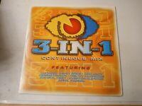 3 in 1 - Various Artists - Vinyl LP 2000