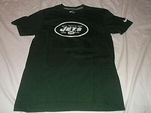 Nike Regular Fit New York Jets TIM TEBOW NFL T Shirt Sz Medium M 100% Cotton