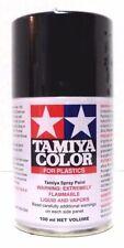 TAMIYA COLORE SPRAY PER PLASTICA BLACK  NERO 100ml ART TS14