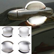 FIT FOR HONDA ACCORD 03-07 CHROME DOOR HANDLE BOWL CUP CAVITY INSERT CAVITY TRIM