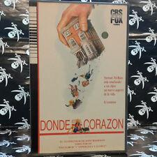 DONDE ESTA EL CORAZON (John Boorman) VHS . Dabney Coleman,  Uma Thurman,  Joanna