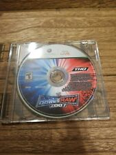 Xbox 360 - WWE SmackDown vs. Raw 2007 - Disc Only - Tested & Guaranteed