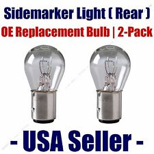 Sidemarker (Rear) Light Bulb 2pk - Fits Listed Lada Vehicles - 7528