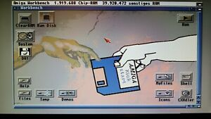 Amiga 4GB CF,  DEUTSCH, voll eingerichtet, OCS+AGA, WHDLoad, u.v.m. A500 - A1200