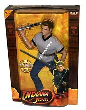 "INDIANA JONES SERIES 12"" MUTT WILLIAMS W/SWORD-SLASHING & KNIFE-THROWING ACTION"