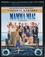 PLTS  Mamma Mia Versione Karaoke 4K ULTRA HD + BLU-RAY  D271008