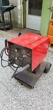 Snap On Heavy Duty 110v Fm140a Mig Welder Machine