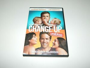 The Change-Up  DVD Ryan Reynolds Olivia Wilde UNRATED VERSION