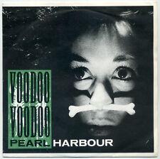 """PEARL HARBOUR Voodoo Voodoo/You Don't Fool Me 7"""" 1983 Test Pressings EX in EX ps"""