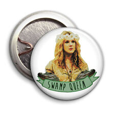 Swamp Queen - American Horrot Story Coven Parody - Button Badge - 25mm 1 inch
