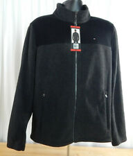 NWT Mens Tommy Hilfiger Full Zip Long Sleeve Fleece...