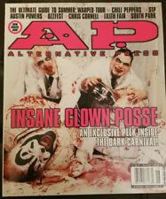 A.P. Magazine Jun 99 - Insane Clown Posse & Twiztid Bloody Cover south park icp