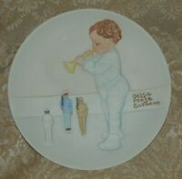 Once Upon A Childhood BESSIE PEASE GUTMANN Plate TAPS 1984