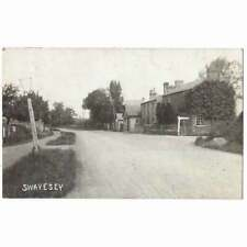 More details for swavesey cambridgeshire view in the village, postmark swavesey 1917