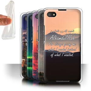 STUFF4 Gel/TPU Case/Cover for Blackberry Z30/Islam Quran Verse