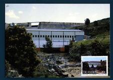SOUTH AFRICA - TRANSKEI - Cart. Post. - 1986 - Le centrali idroelettriche - Seco
