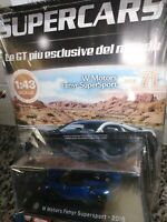 W MOTORS FENYR SUPERSPORT 2018 SUPERCARS GT C. 1:43 #71 - DIE CAST MIB