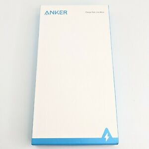 New In Box Anker 3x 6ft Powerline+ USB-C to USB-A Fast Charging Cable