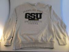 Grambling State University Jansport Crewneck Sweatshirt Sz Large Stitched 2 Side