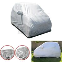 Car Cover Auto Body Sun Rain Dust Proof Waterproof Shield For Benz Smar