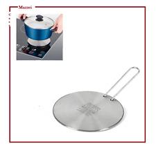 adattatore per piano cottura a induzione piastra incasso sottopentola diffusore,
