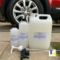 TS Disinfectant 1L 1Litre FRESH LINEN (99% Antibacterial car home surface fabric
