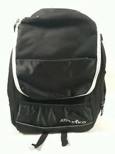 Athletico Power Shot Disc Golf Backpack 20+ Disc Capacity Pro/Beginner FREE SHIP
