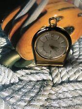 Jaeger Le Coutre Memovox Travel Alarm Clock