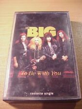 MR. BIG - TO BE WITH YOU/BABA O'RILEY - Tape/Cassette Single (2 tracks)
