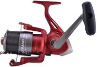 Shakespeare 060 Omni Sea Fishing Reel Beach Pier Rock Beachcaster & Line