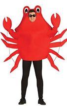 Guirca - disfraz adulto cangrejo talla 52-54 (80798.0)