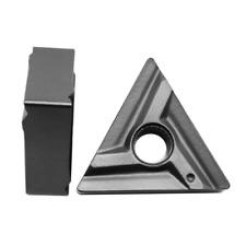 10pcs TNUX160404R NN LT10 CNC lathe insert cutting tool carbide turning blade