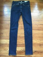Rag & Bone High Rise Skinny Heritage Wash Size 28
