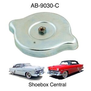 1952 1953 1954 Ford Gas Fuel Cap Lid