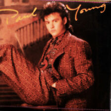 PAUL YOUNG PIN – Album Cover Art – Made in Canada