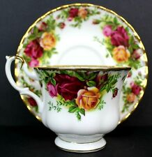 Royal Albert Vintage 1962 Old Country Roses Cup and Saucer