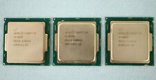 Lot of 3 - Intel Core i5 6th Gen: 2x i5-6500 / 1x i5-6600 Quad-Core CPUs